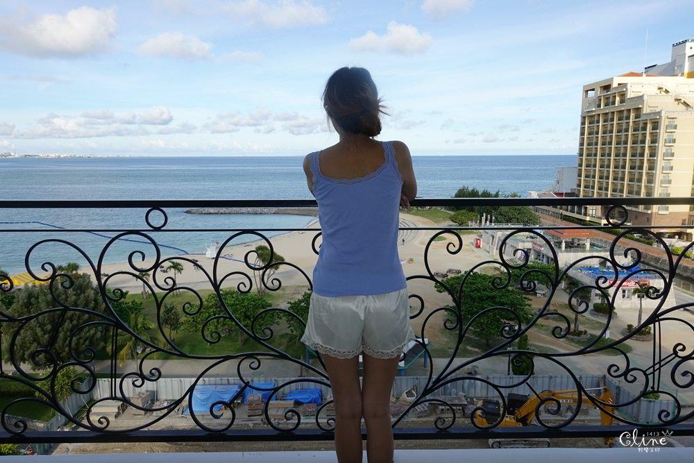 ▌2017沖繩自由行▌推薦美國村旁♥ Monpa公寓式飯店♥無敵海景、日落沙灘旁、AEON購物中心