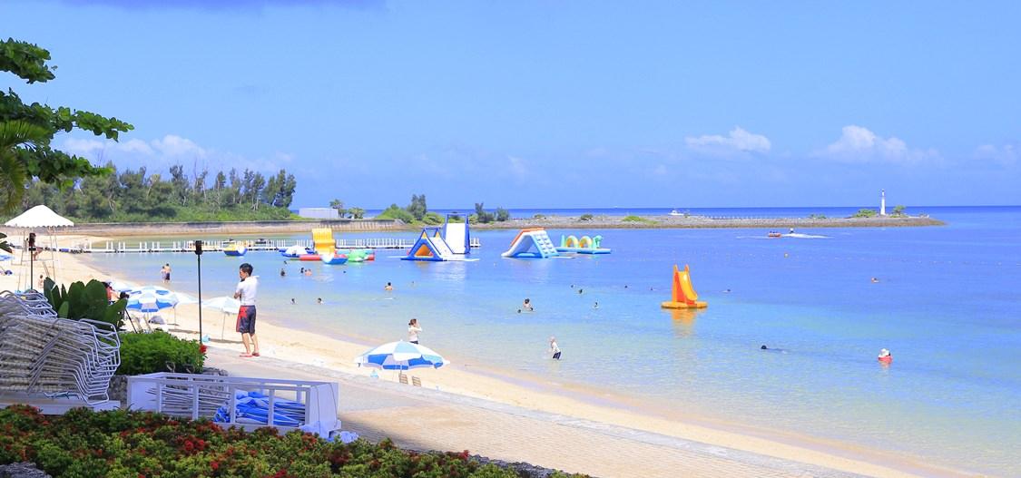 沖繩必住15間海景飯店