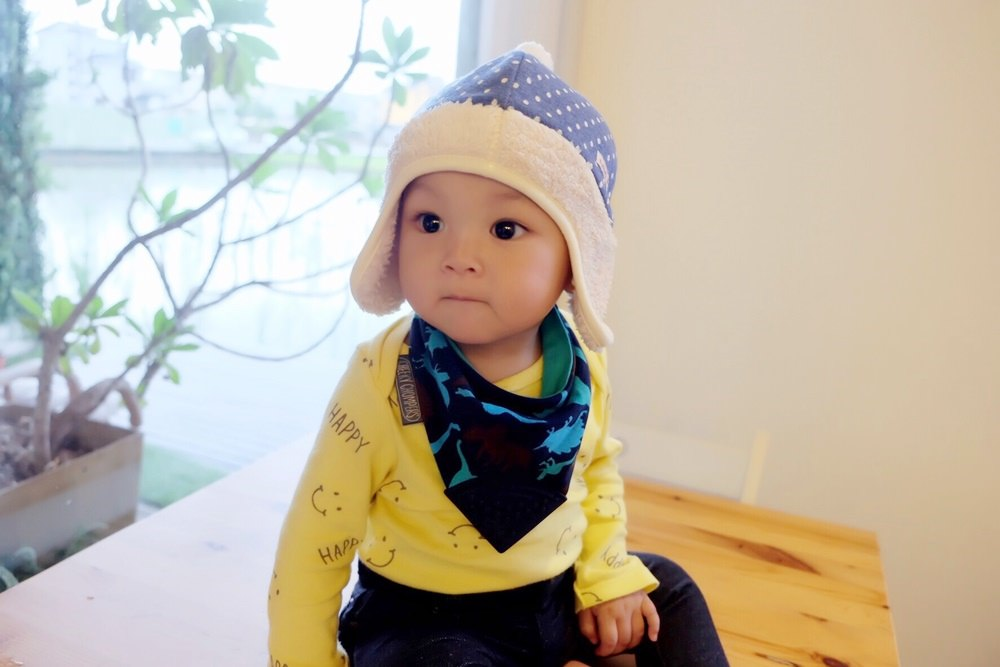 ▌團購▌冬季必備保暖好物【日本製高品質寶寶脖圍&毛帽團】