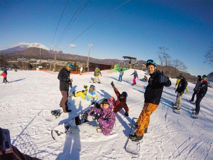 ▌日本滑雪自由行▌輕井澤王子大飯店滑雪場x親子滑雪xoutlet購物血拼中毒者讓你一次滿足