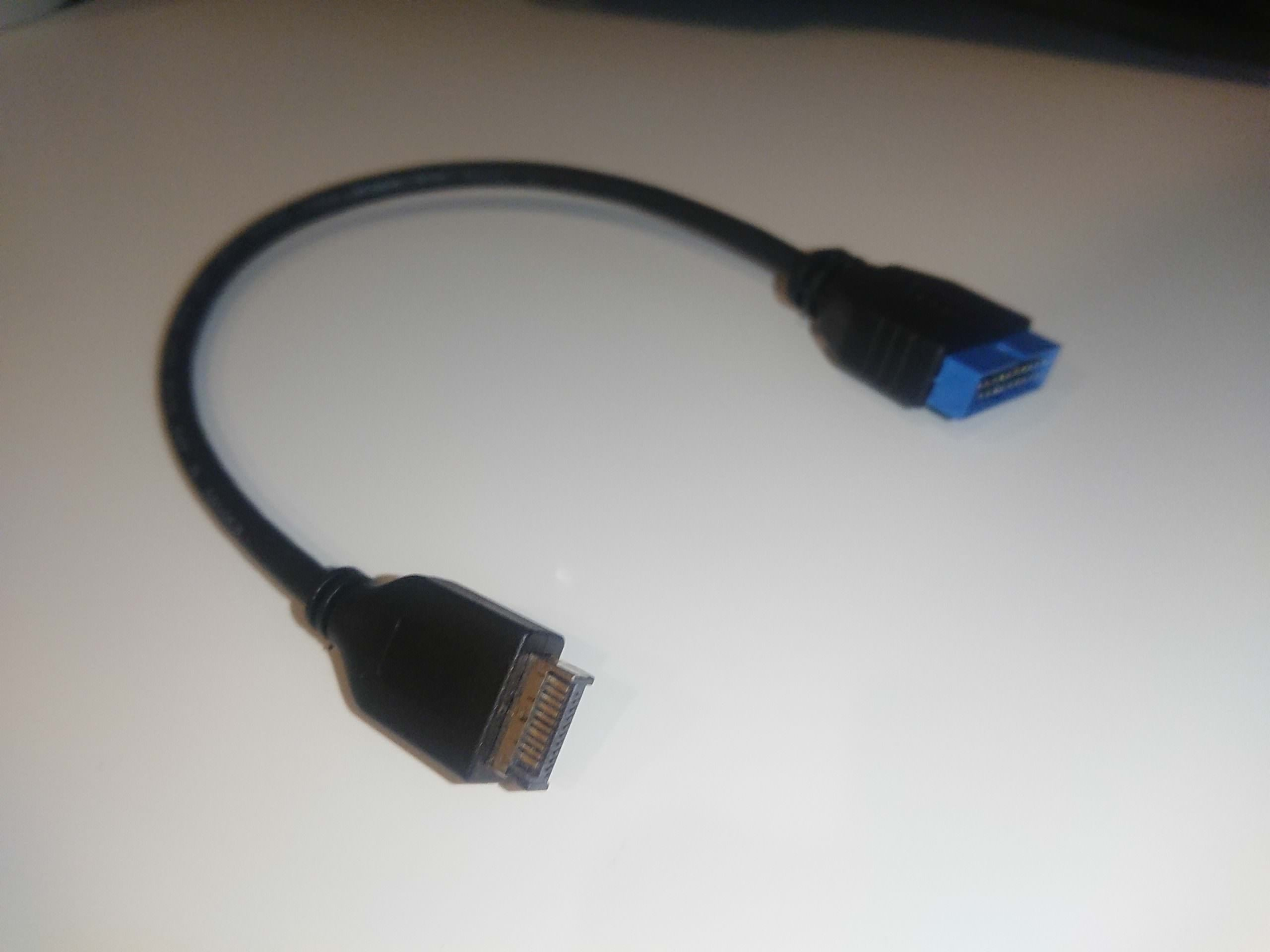 USB 3.1 to USB 3.0 cable
