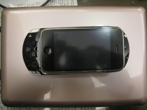 疊疊樂-iPhone幾乎把PSP Go壓住了
