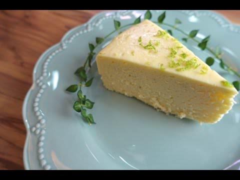 New Youk style cheese cake 紐約起司蛋糕 [English][療癒版] 無麵粉 鑄鐵鍋