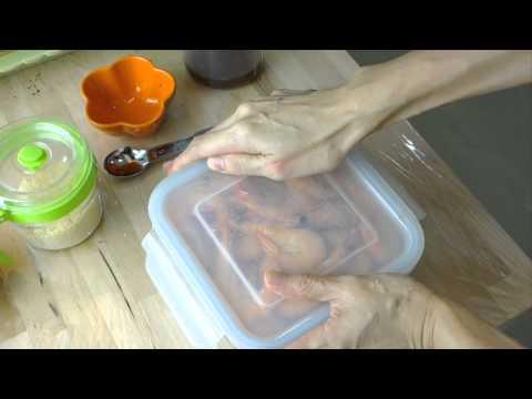 冰箱剩菜料理大變身之-紹興醉蝦