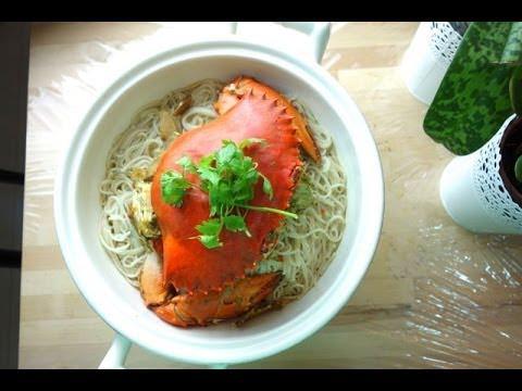 麻油紅蟳 沙母 米線煲 麻油 料理 紅蟳 蟹 料理