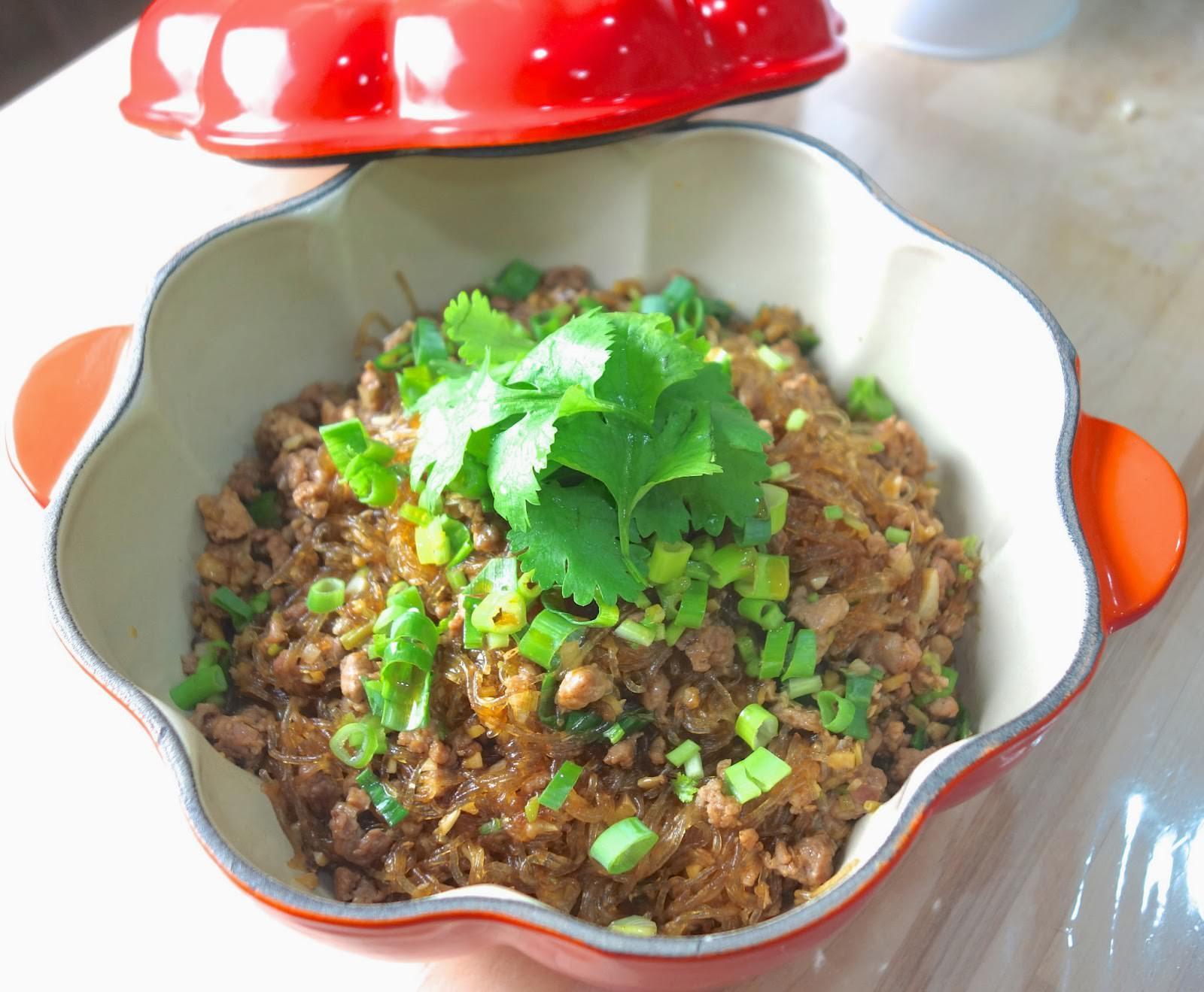 5分鐘教你做川菜,最詳細的「螞蟻上樹」作法大公開,這樣做才道地!