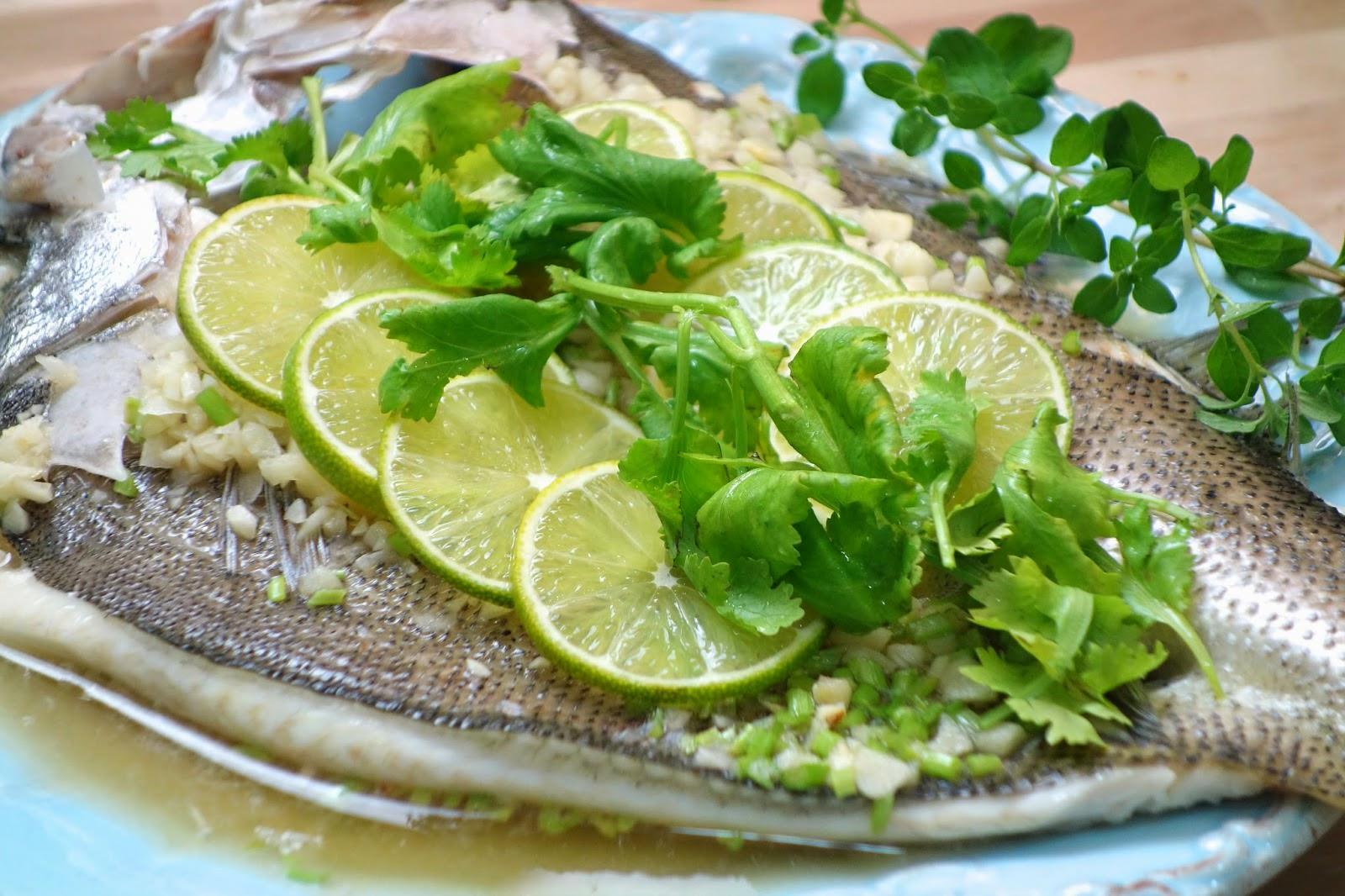 「蒸泰式檸檬魚需要注意什麼?」簡單無油煙教學,一指就能搞定晚餐!