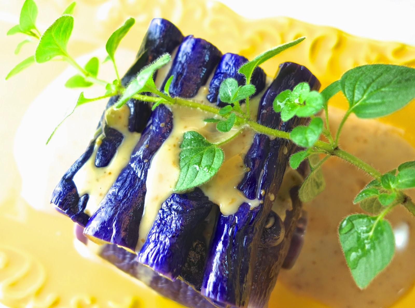 「如何保持茄子的夢幻紫色?」學會這一招,茄子再也不會變色了!