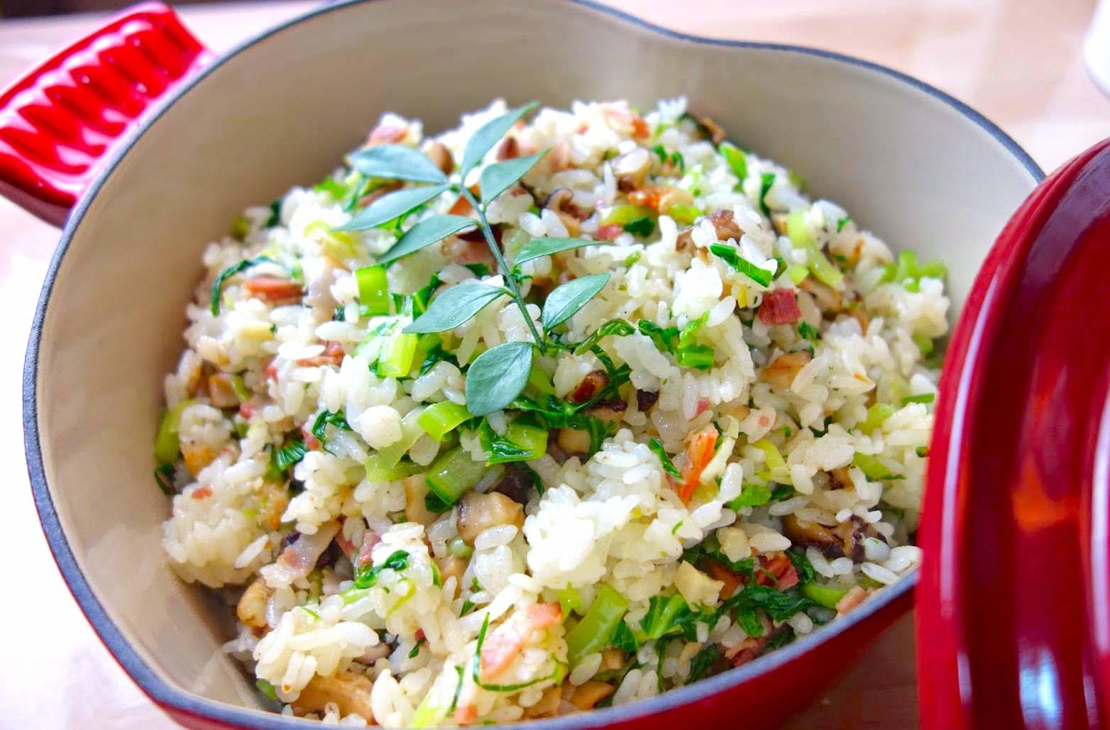 「上海菜飯怎麼做香氣最濃厚?」大人小孩都愛吃的料理,5分鐘輕鬆做!