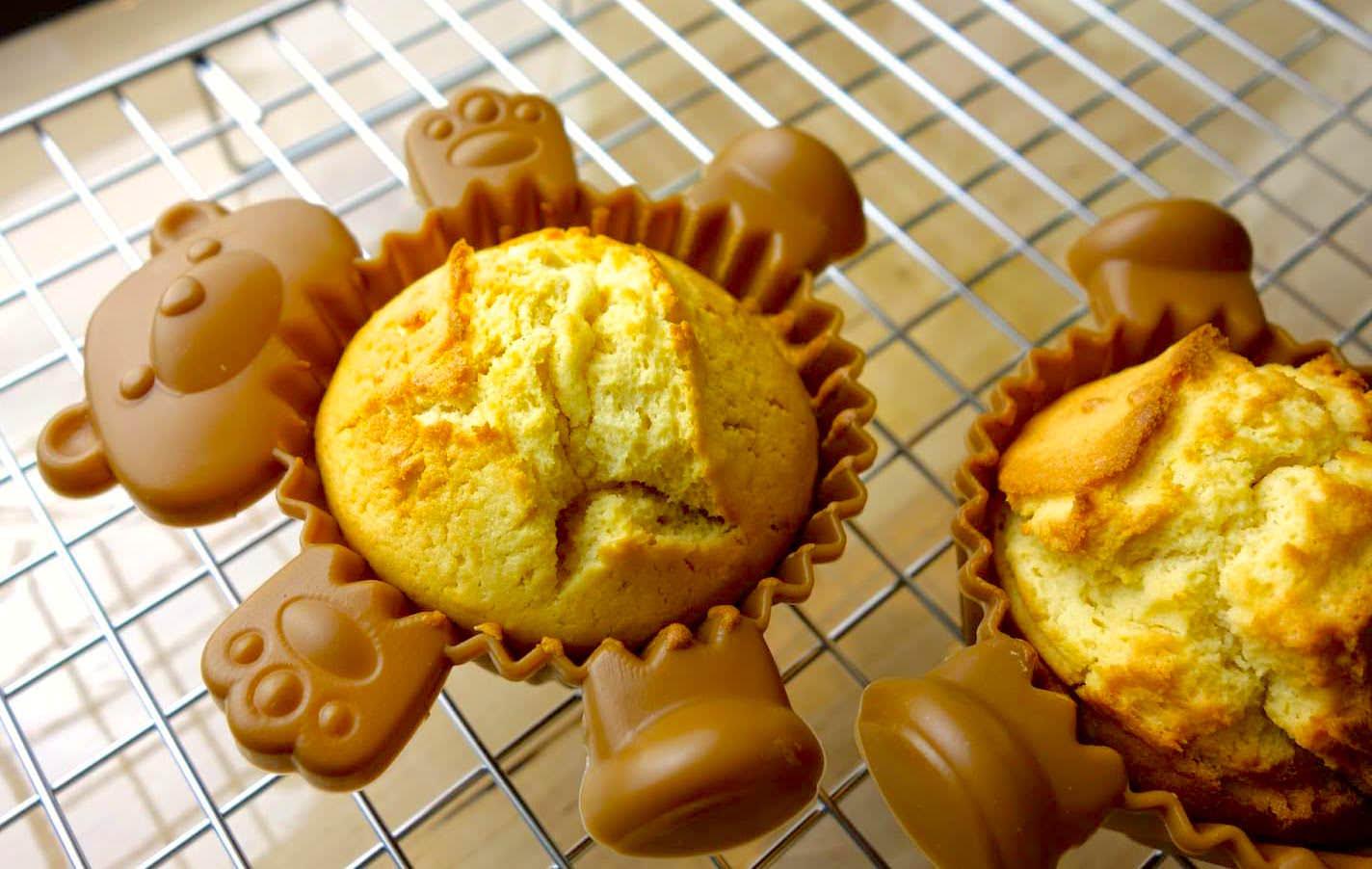 「馬芬杯子蛋糕的基礎烹飪法」5 分鐘新手教學,大人小孩都愛的蓬鬆甜點!