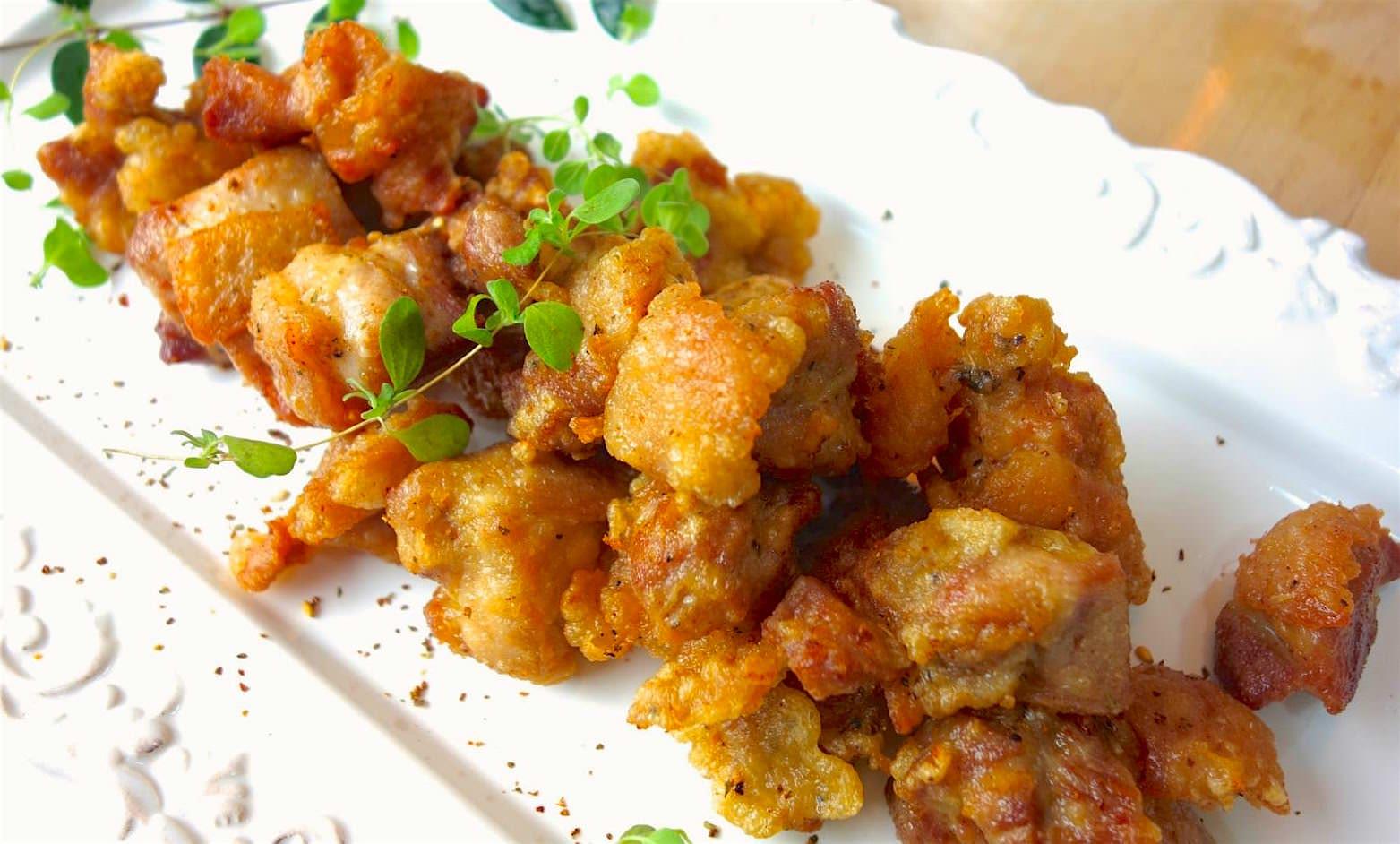 「如何炸出冷掉也好吃的炸雞?」自製唐揚炸雞不能忽略這一個技巧!