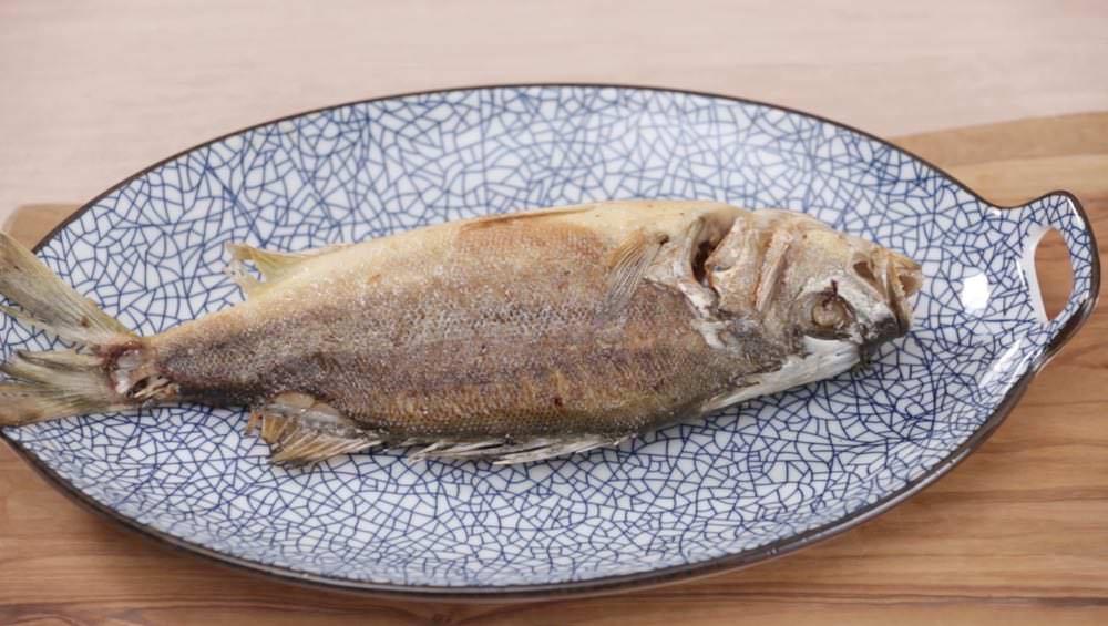 乾煎魚 如何用不鏽鋼鍋煎魚不沾鍋