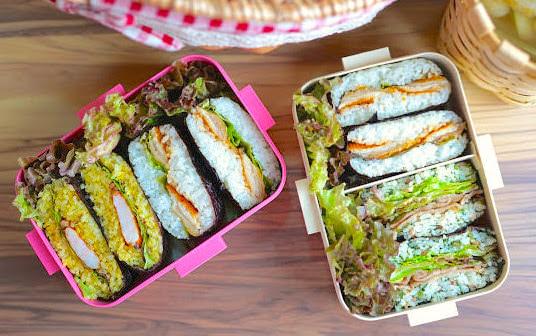 「免手捏 4 步驟做出華麗御飯糰」 日本超夯野餐露營必備,手殘也不用擔心失敗