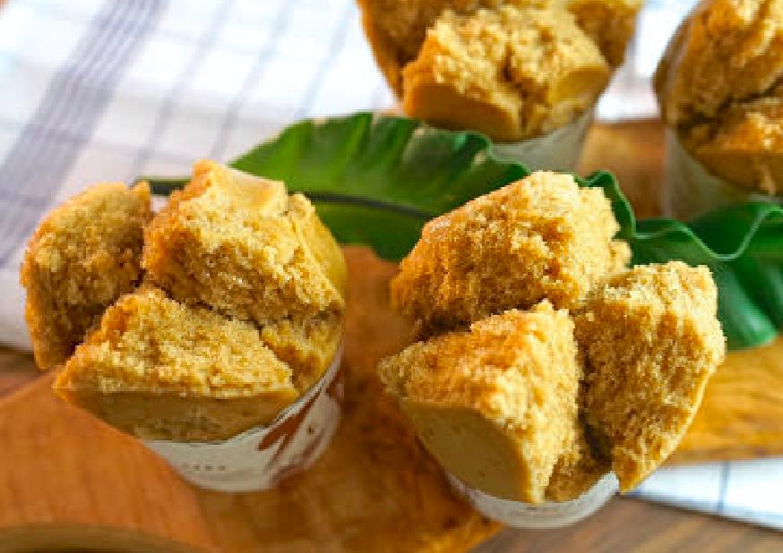 「如何用一般白米做黑糖發糕?」80%的人不知道的配方,學起來就能一次上手!