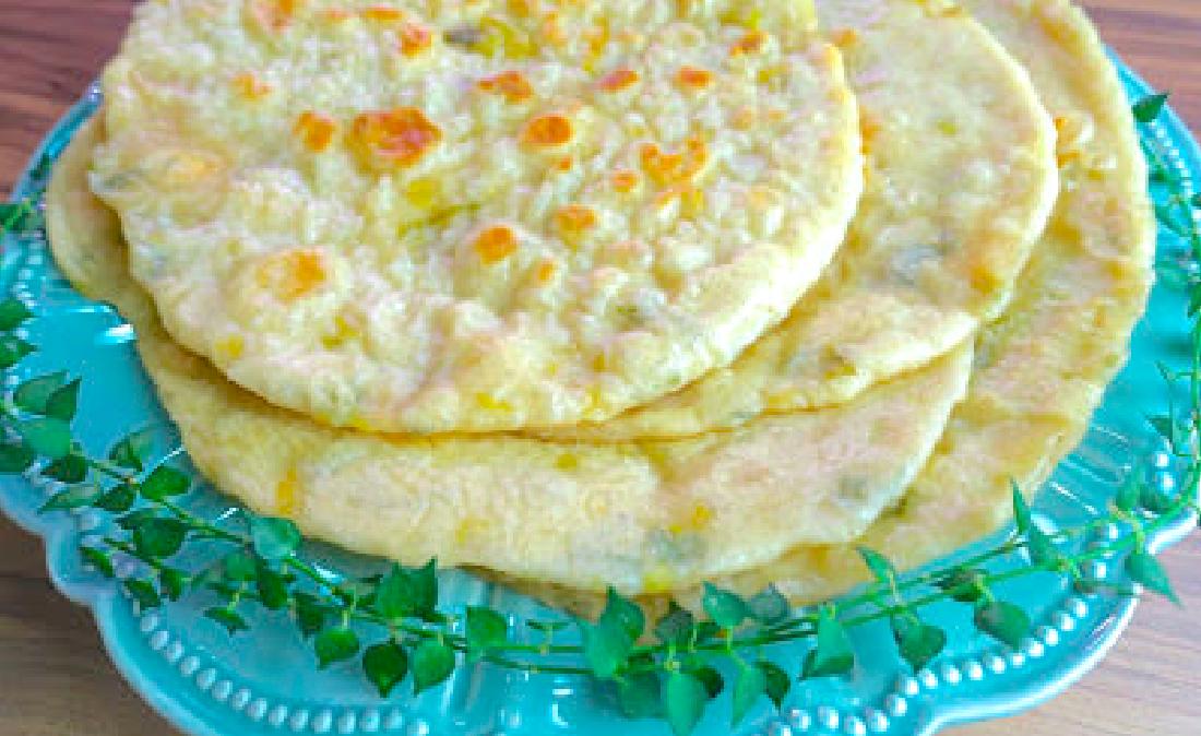 「如何做出清爽少油的蔥油餅?」只需要 5 個步驟,就能做出滿滿蔥香的蔥油餅