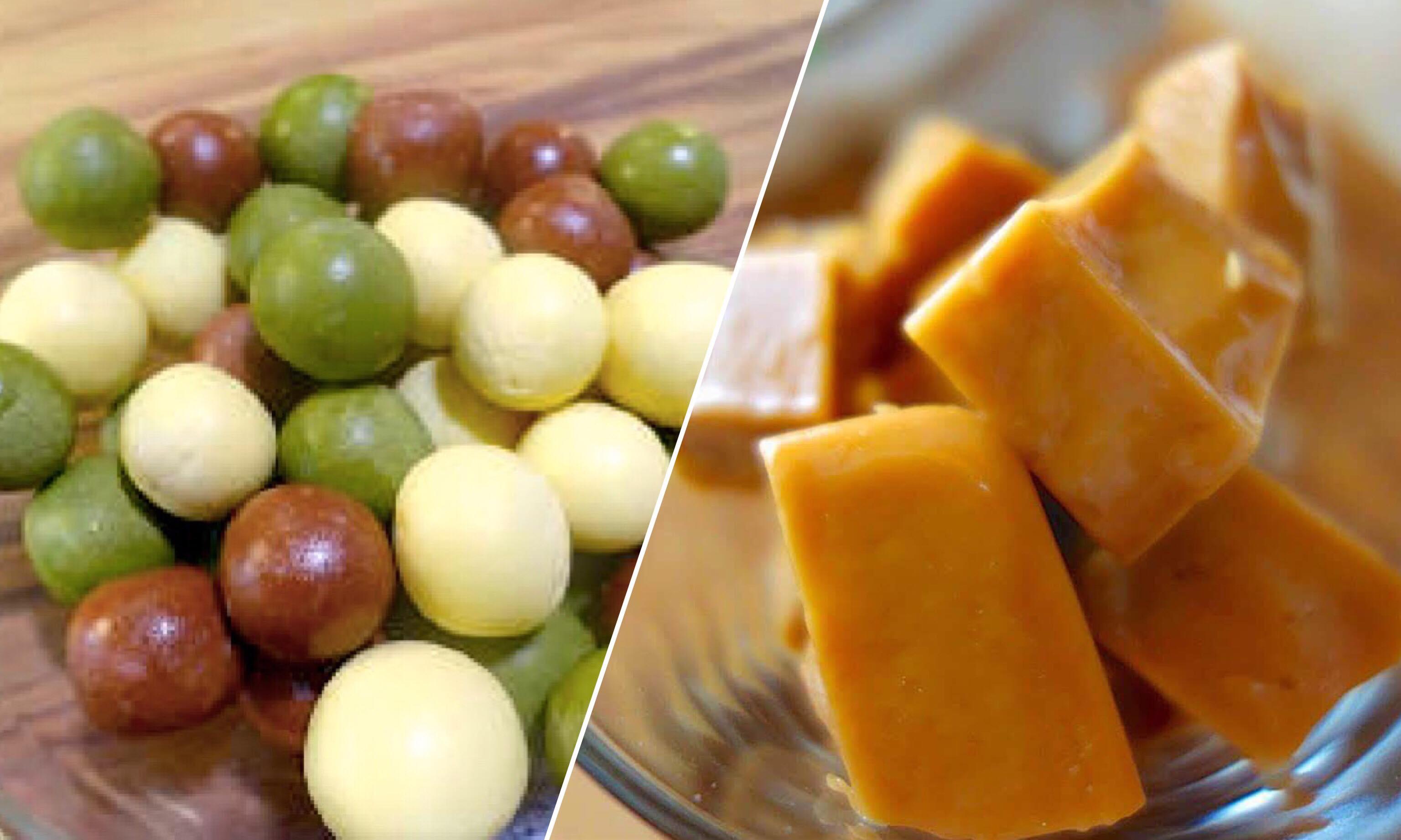 「奶香味十足的 2 種手工牛奶糖做法」只需要 3 種材料,懷舊口感輕鬆完成!