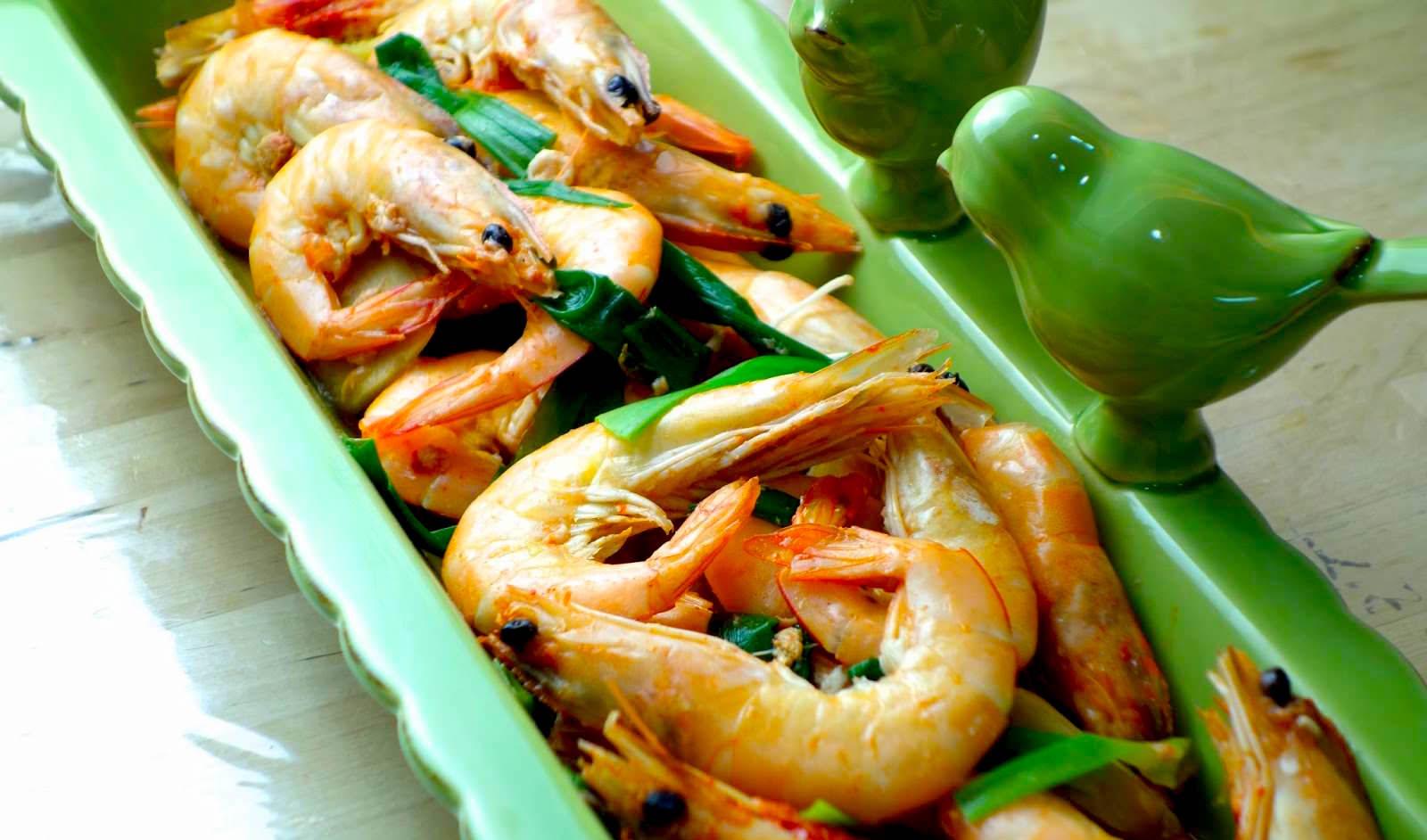 「你一定要學會的快手料理!」超快速的酒嗆活蝦,教你留住蝦子鮮甜的做法