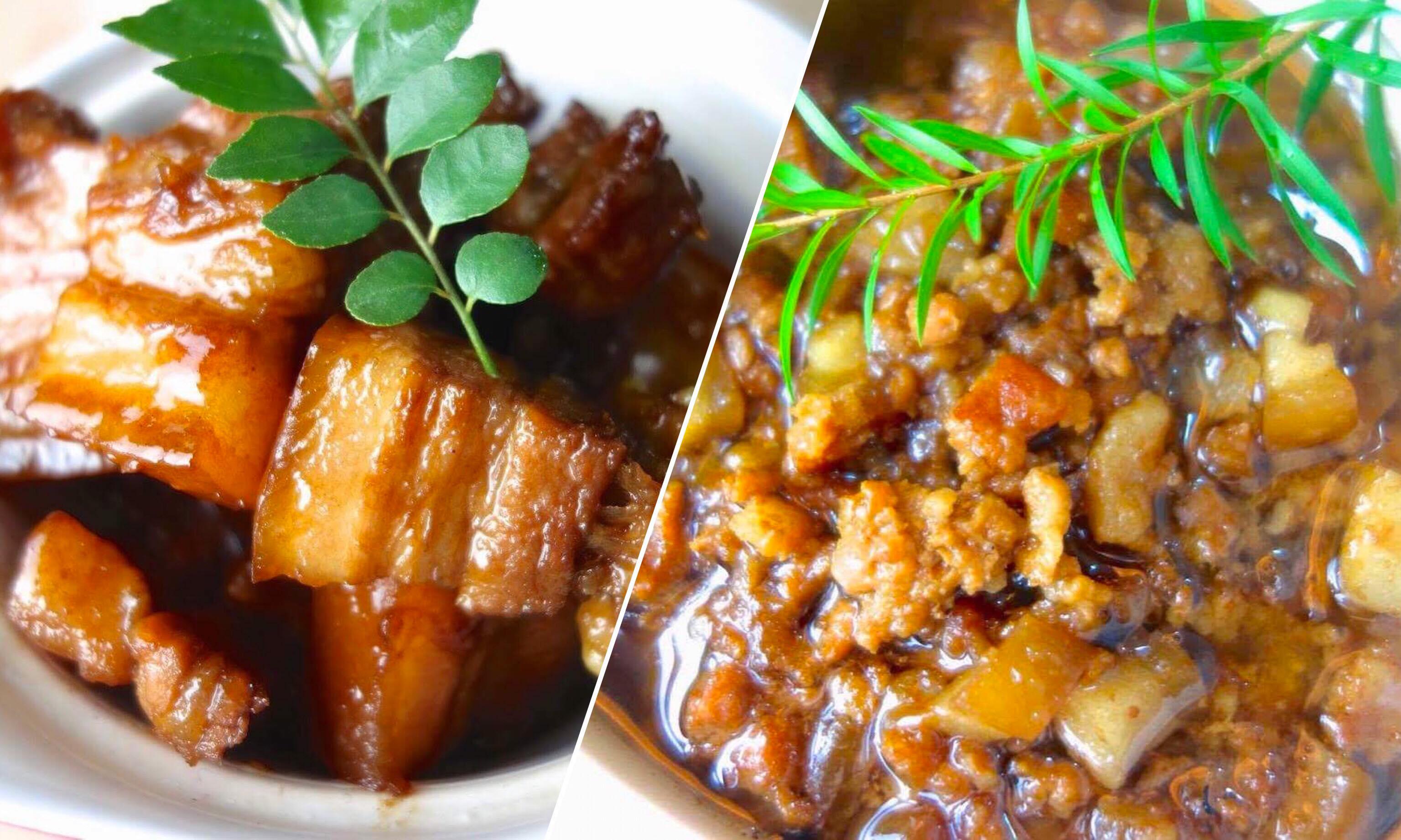 「滷一鍋入口即化的滷肉/肉燥」一鍋多吃的料理,教你滷出軟嫩又有膠質的滷肉!