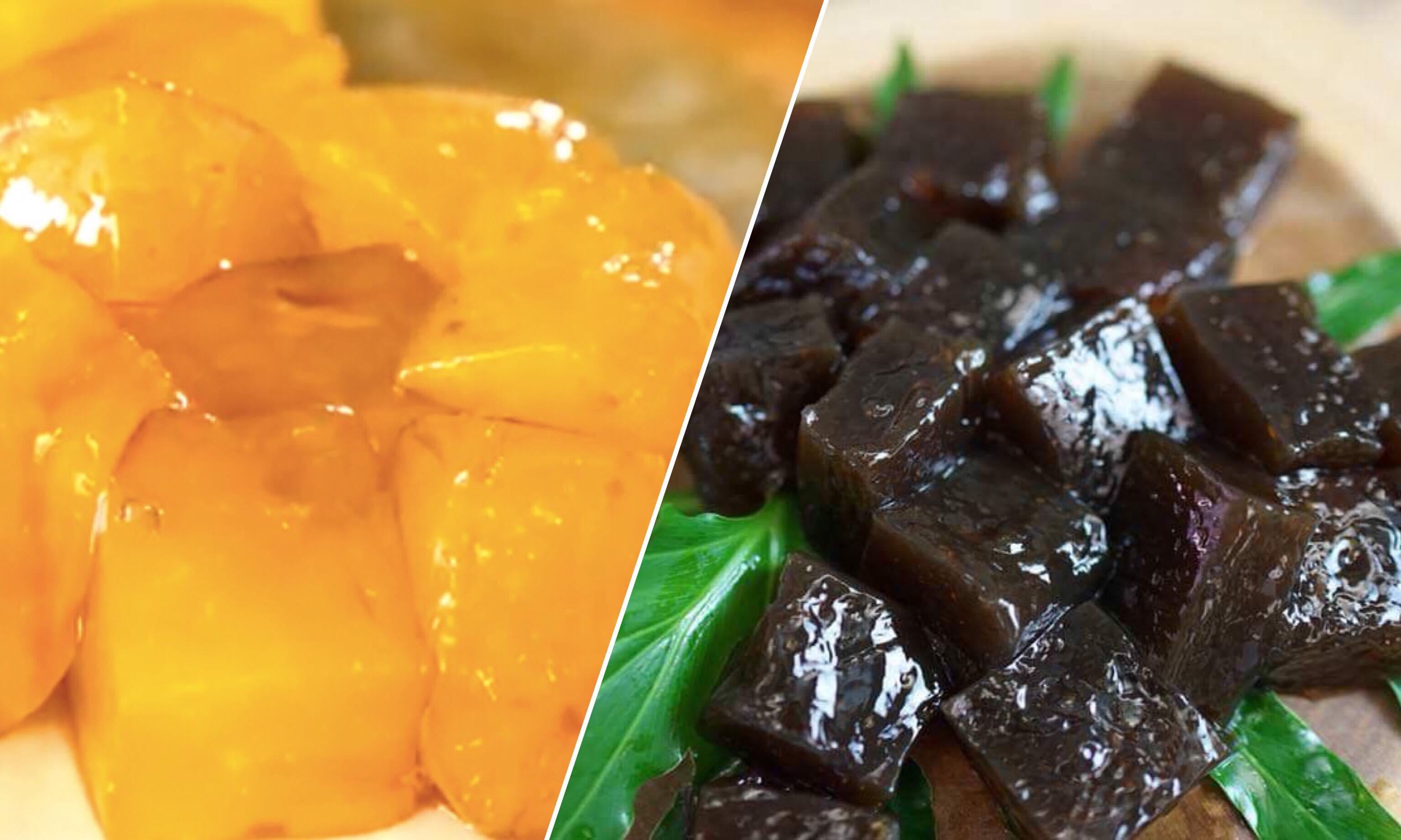 「超天然!用 2 種食材做出手工古早味粉圓、黑糖粉圓」簡單配方教你一次學會!