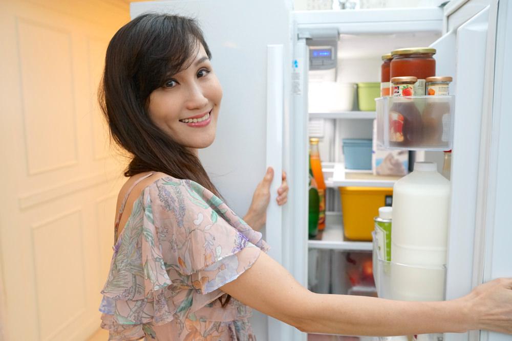 小空間大容量的法式多門冰箱(體驗),我的第三台冰箱-惠而浦WRF560SMYW極智法式多門冰箱