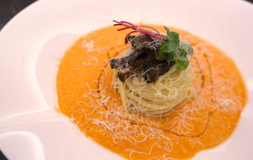 「蕃茄義式冷麵怎麼做才好吃?」3個小技巧教你做清爽的減重料理,夏天必學料理!