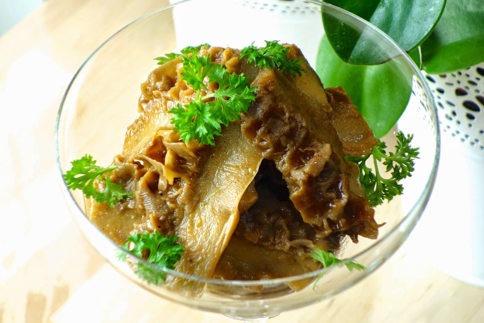 【冰箱剩菜變身料理】在家如何做川菜? 5 分鐘教你快速做麻辣金錢牛肚!