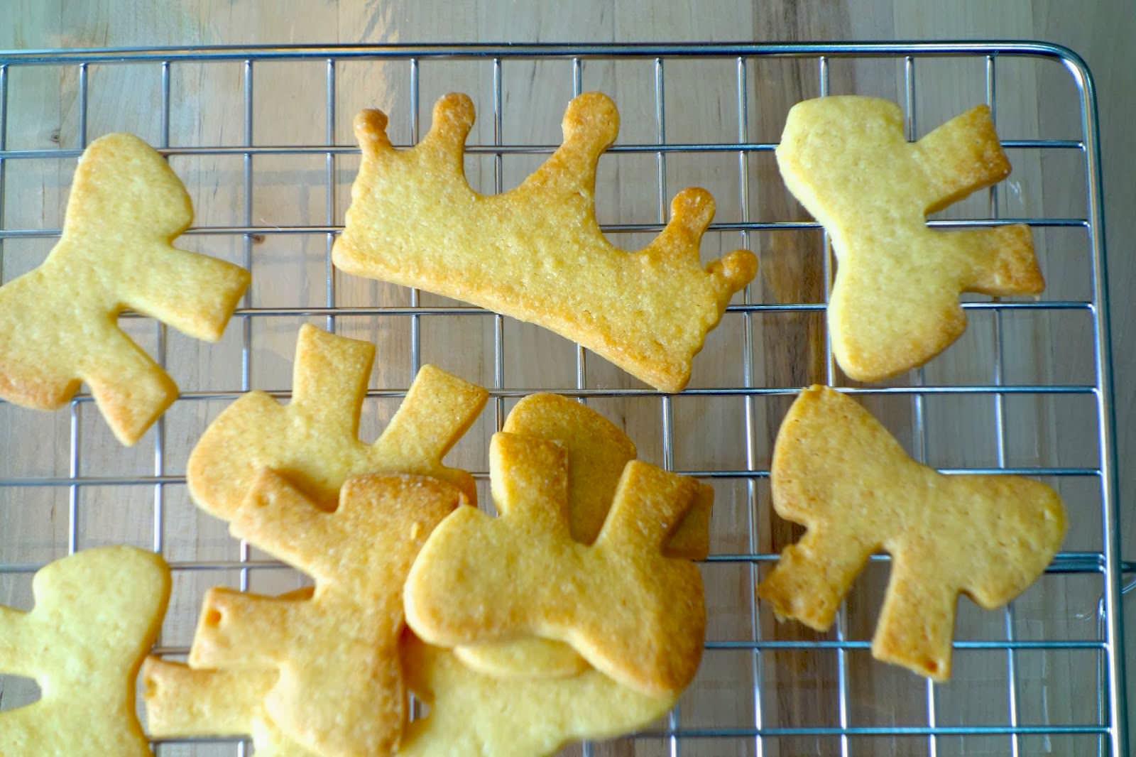 「可愛造型的壓模餅乾怎麼做?」教你第一次做餅乾就上手!
