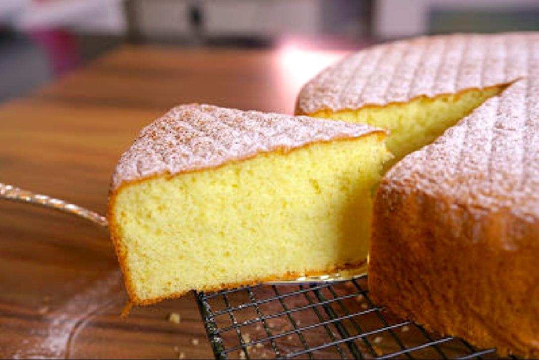 「你的海綿蛋糕烤不出蓬鬆感?」學會這個基礎作法,保證你成功做出蓬鬆綿密的海綿蛋糕!