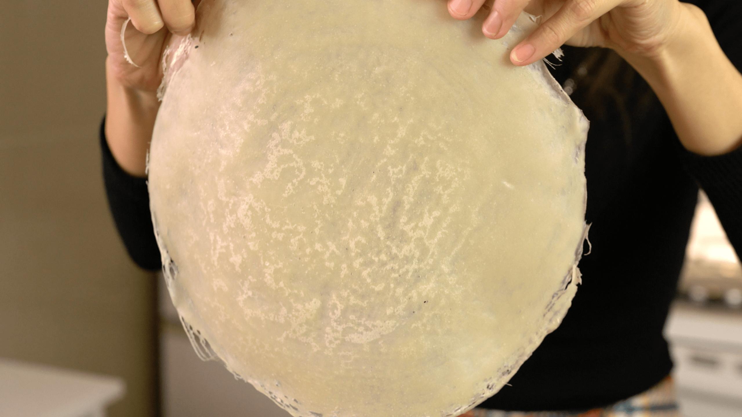 世界最簡單的方法做出Q彈好吃潤餅皮