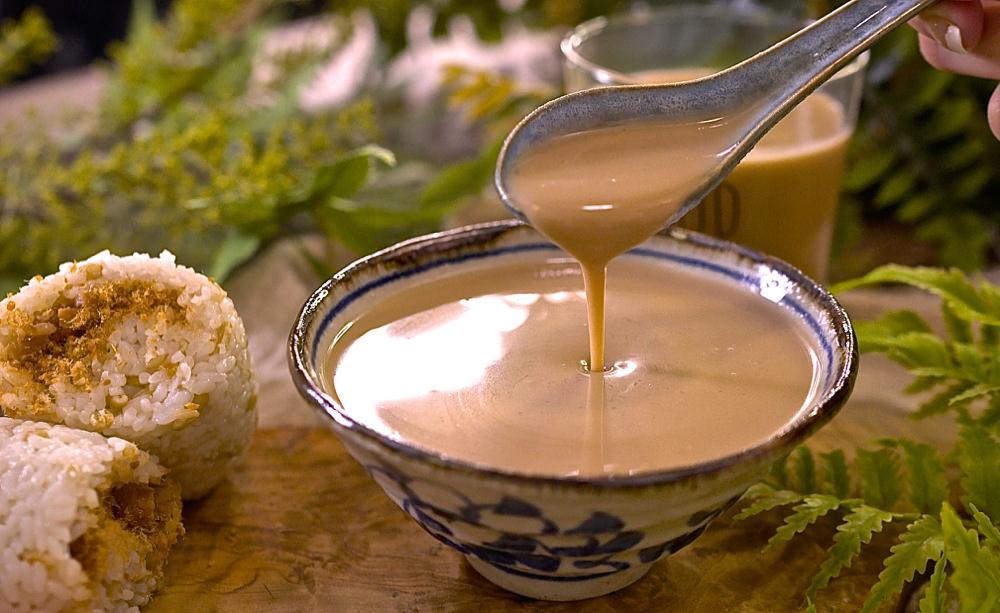 5分鐘做出香濃滑順的米漿!世界最簡單的米漿做法,必學中式點心