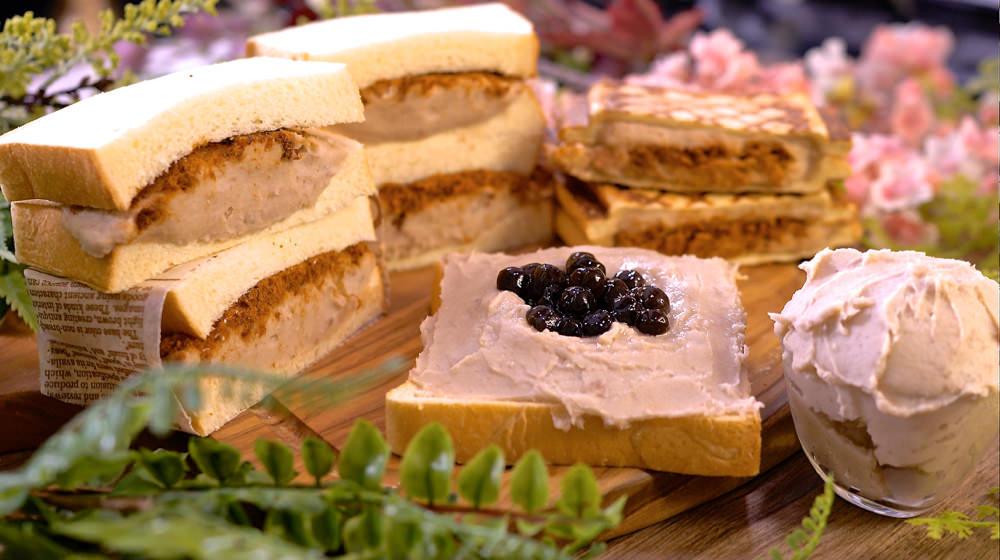 爆漿芋泥肉鬆吐司、萬用芋泥餡一次學會,芋頭控必學的甜品系列!