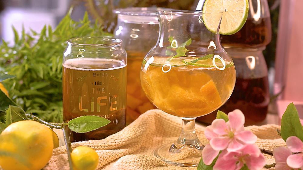 自製天然水果醋,養生美容健康飲!果醋氣泡飲一次學會