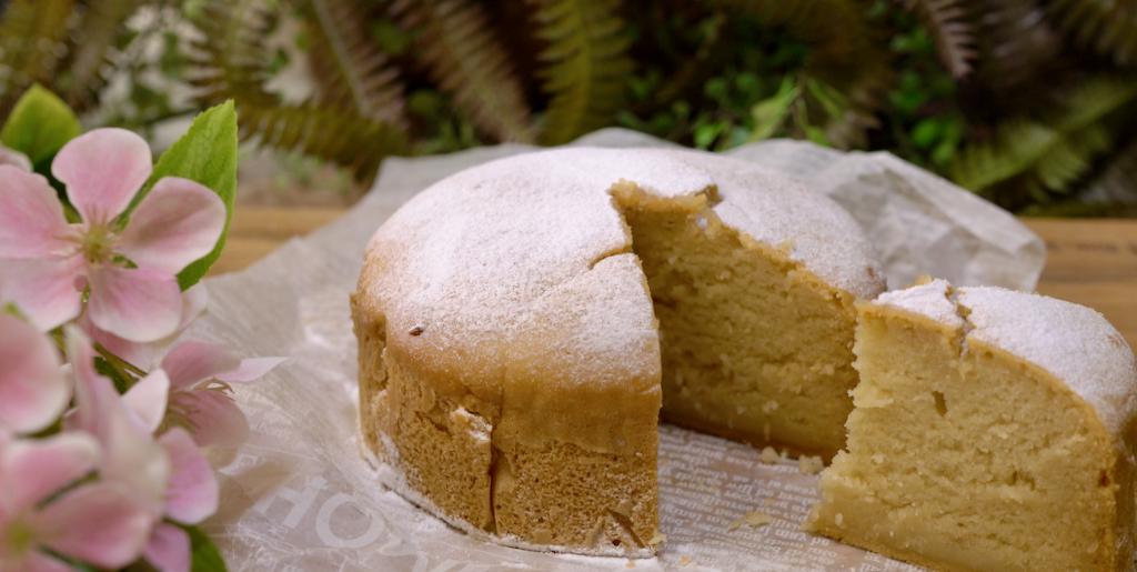 100%米蛋糕,無麩質鬆軟好吃,常溫兩日口感依然濕潤 100% Rice Cake Gluten Free