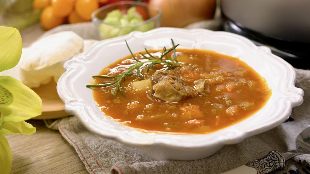 原汁原味羅宋湯,鮮香味美ㄧ鍋到底,做法太簡單了!Russian Borscht