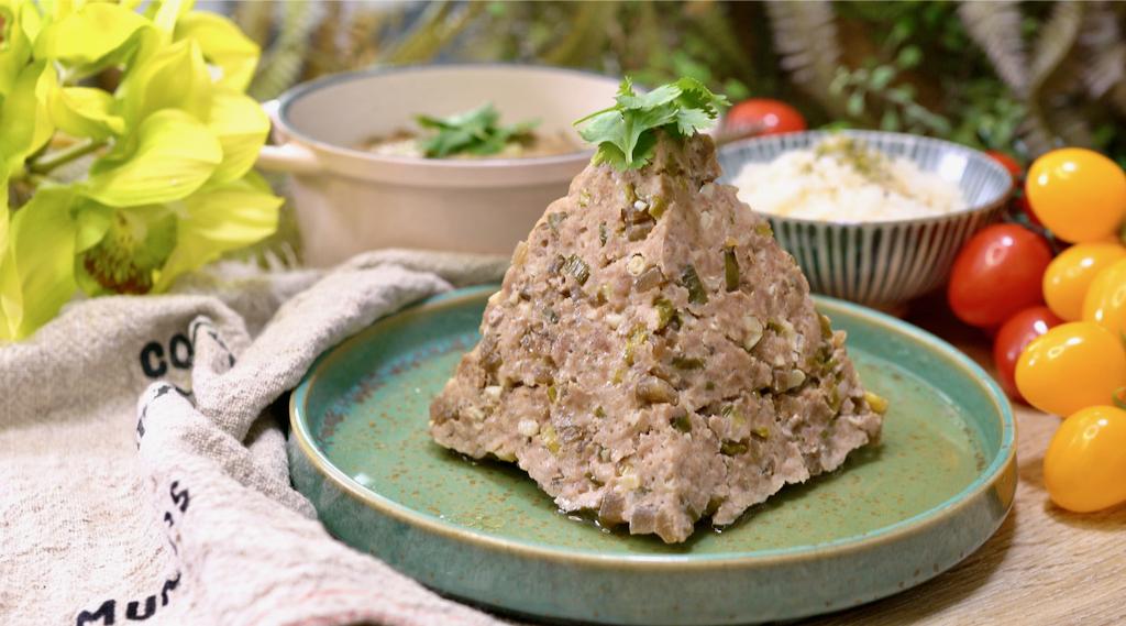 阿嬤的蒸瓜仔肉,隨便煮都好吃系列!最有溫度的家常料理