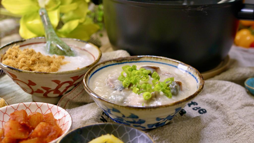 經典白粥、皮蛋瘦肉粥一次學會!軟、綿、滑的必學粥品