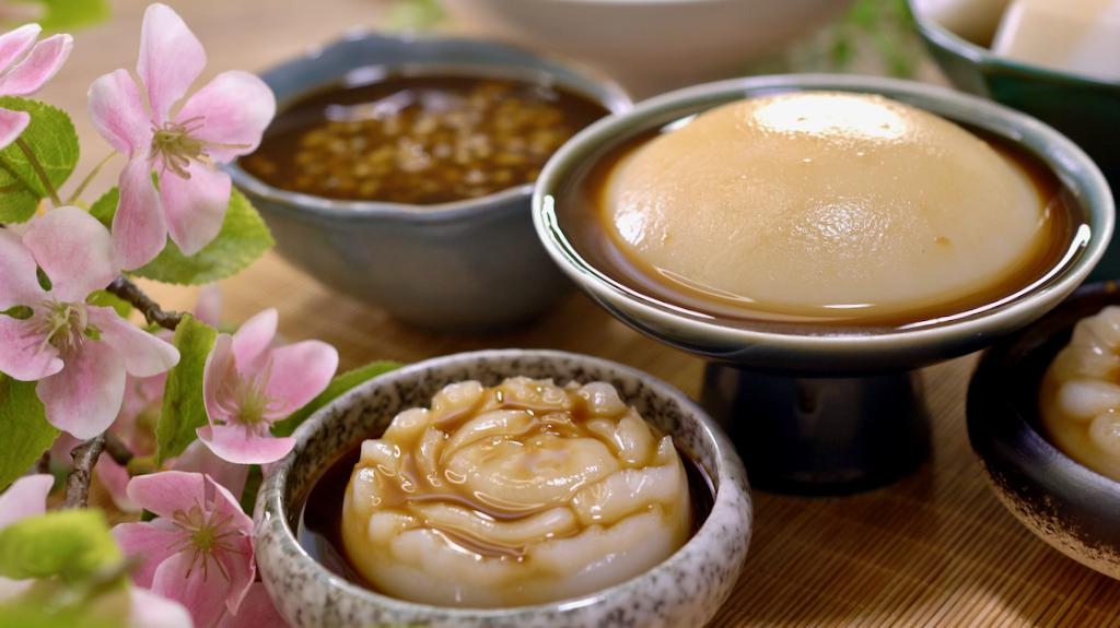 清涼消暑紅糖涼糕,綿軟滑嫩又降火的中式布丁