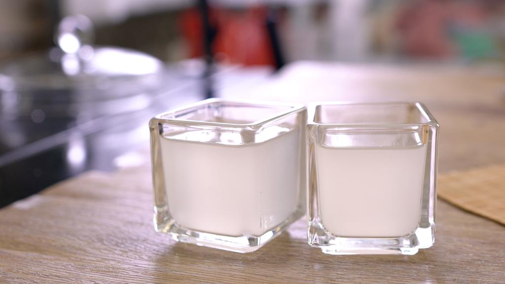 自釀米酒做酒釀,只要三天就完成⁉️酒釀南瓜小湯圓輕鬆做