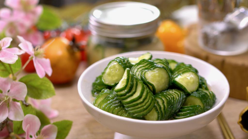 夏季必學味噌小黄瓜,加上這一味真的清脆爽口又美味!