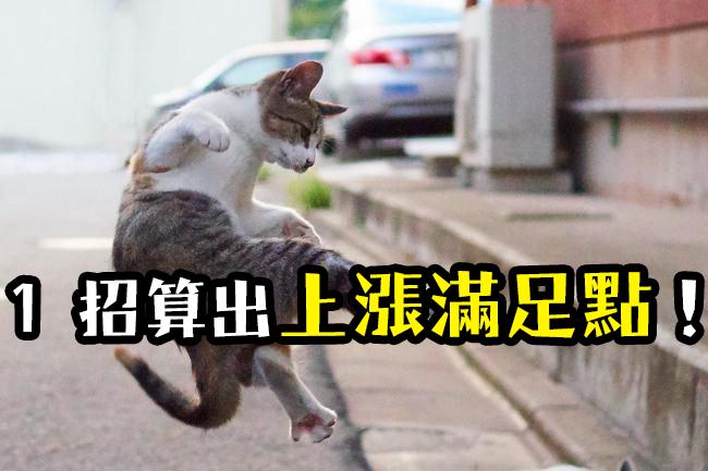 【貓奴 旗桿飆股指南】禾伸堂(3026)『上漲滿足點』絕招,竟是 … 難怪股價飆成這樣!