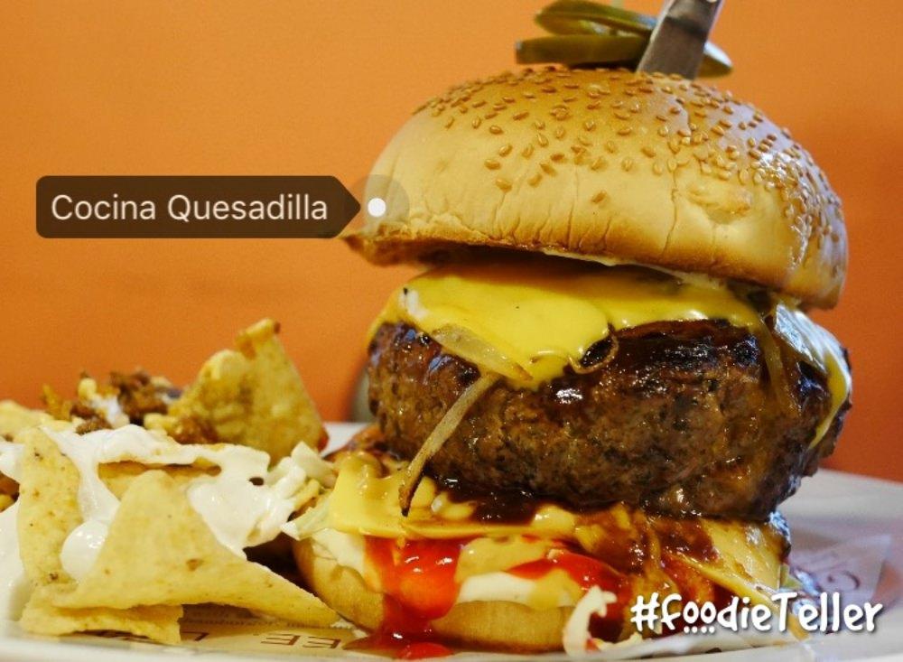 台南|成大美食|Cocina Quesadilla 墨西哥料理,連外國交換生都很愛的異國餐廳!