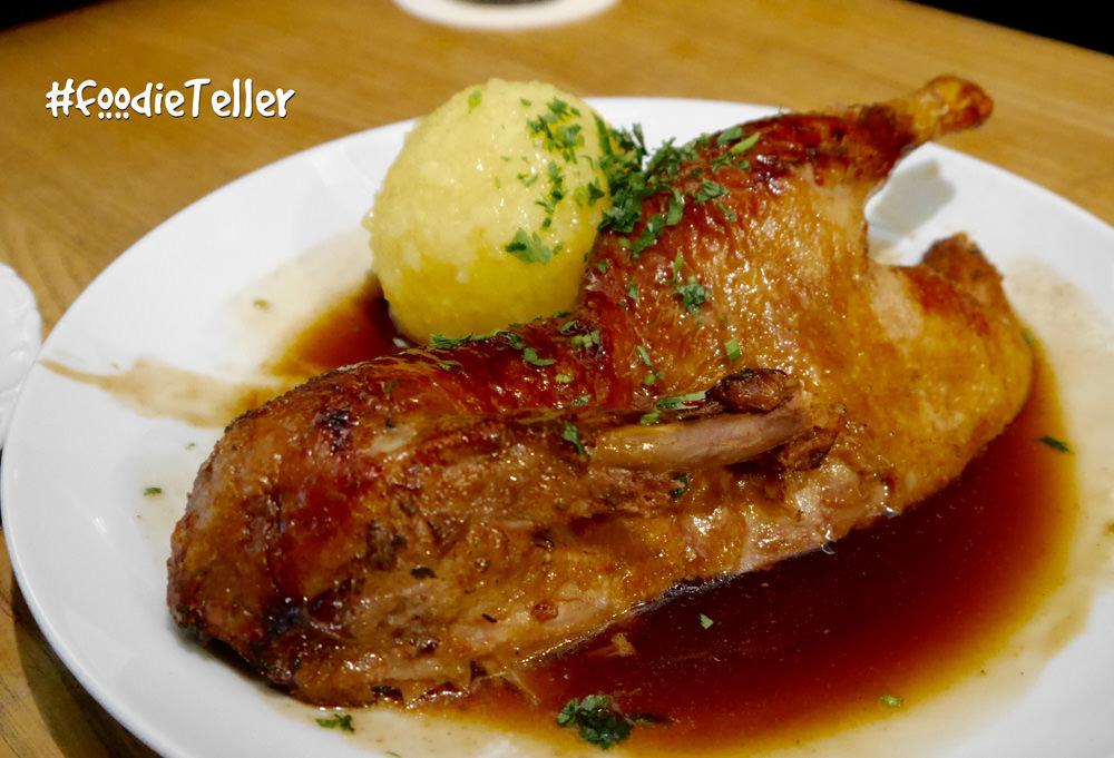 巴伐利亞烤鴨