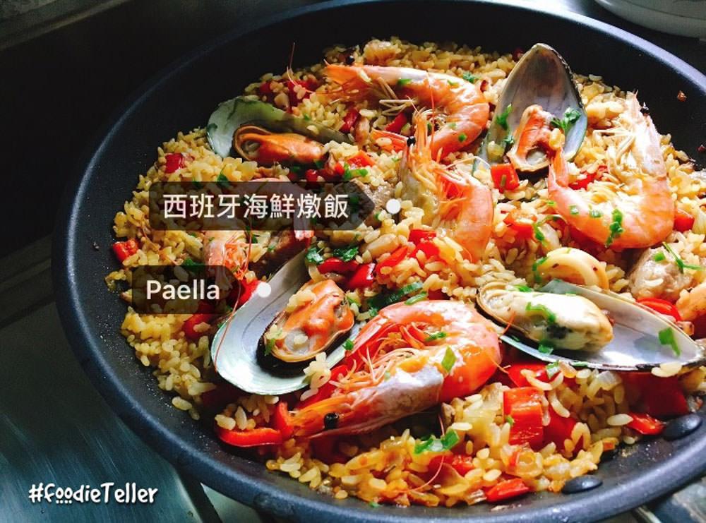 波妮上好菜|食譜教學|第一次做西班牙海鮮燉飯就上手!Paella with Knorr!