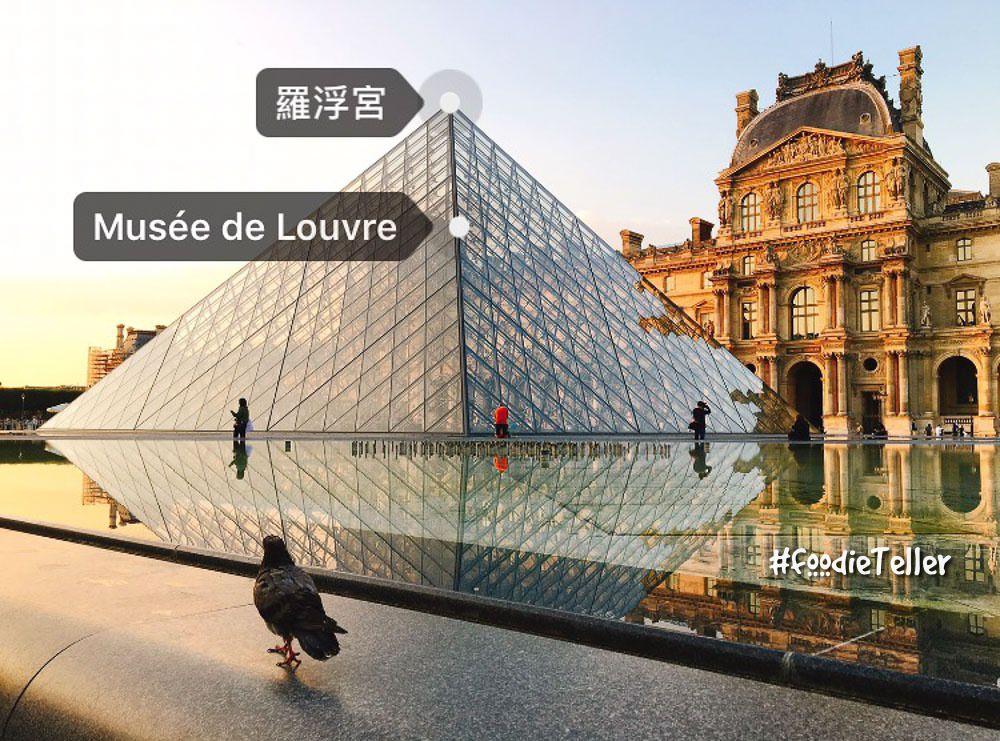 法國巴黎|羅浮宮必看鎮宮三寶參觀攻略:蒙娜麗莎、米羅的維納斯、勝利女神像!