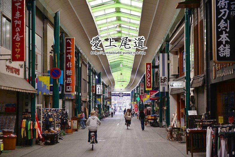 [廣島尾道購物] 漫步尾道商店街,日式復古街道,特色咖啡館 尾道帆布 特色名產