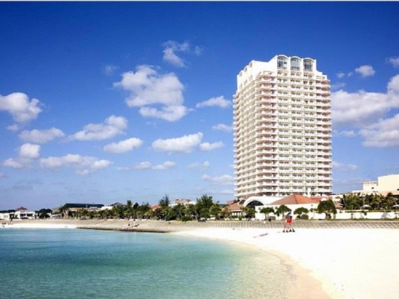 16_沖繩海灘塔飯店.jpg - 沖繩海濱飯店(美國村、宜野灣、沖繩南部)