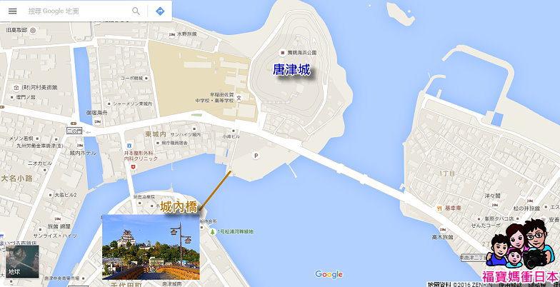 城內橋map
