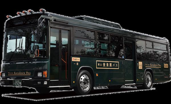 岡山後樂園觀光巴士