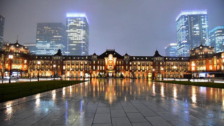 東京必玩景點 | 2018東京車站丸之內前廣場全新開放