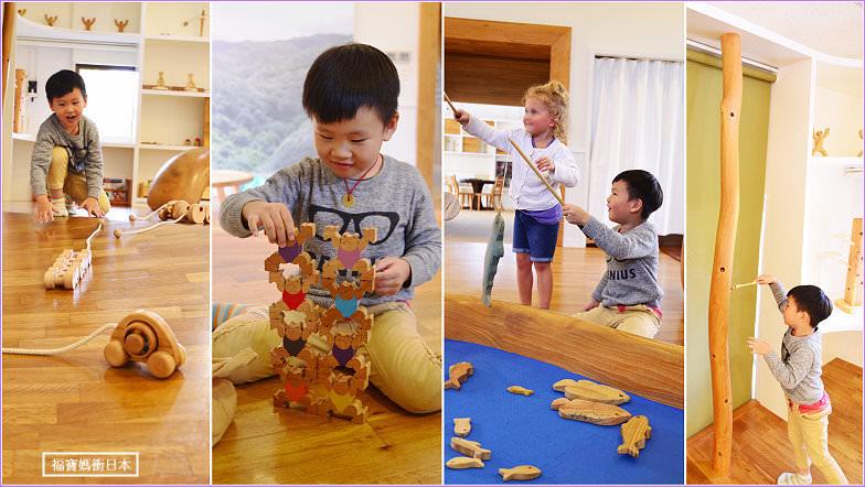 沖繩親子景點 | 山原森林玩具美術館,室內避暑好去處,各式各樣極具巧思的優質木製玩具